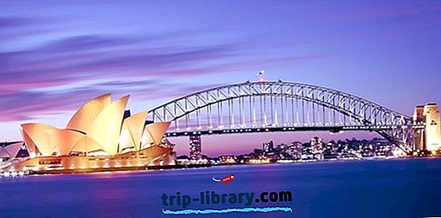 Planlæg din tur til Australien: 7 Top rejseplaner