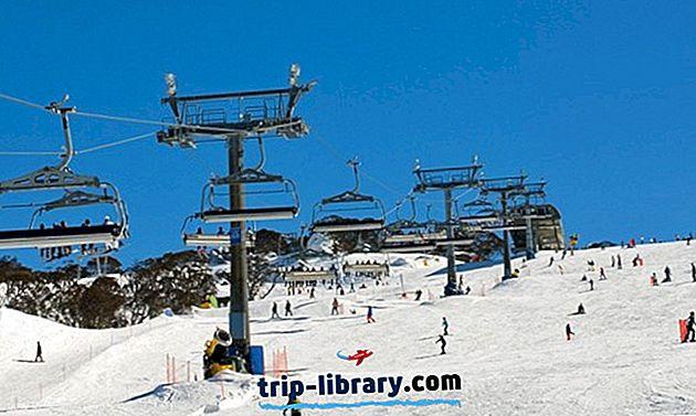 10 nejlepších lyžařských středisek v Austrálii