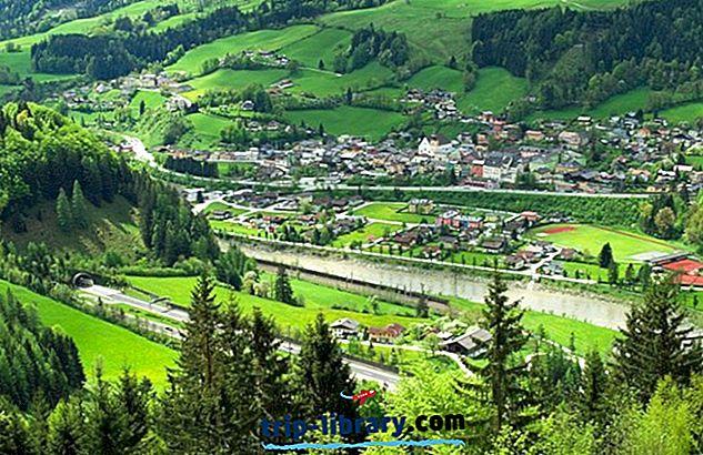 9 Bedst bedømte dagsture fra Salzburg