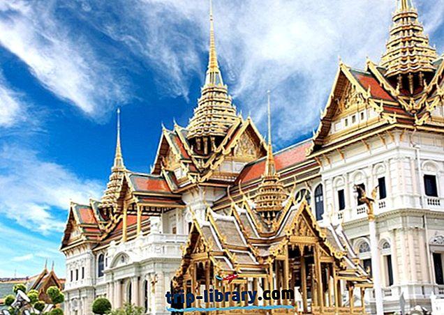 Bangkoki suure palee uurimine: külastajate juhend