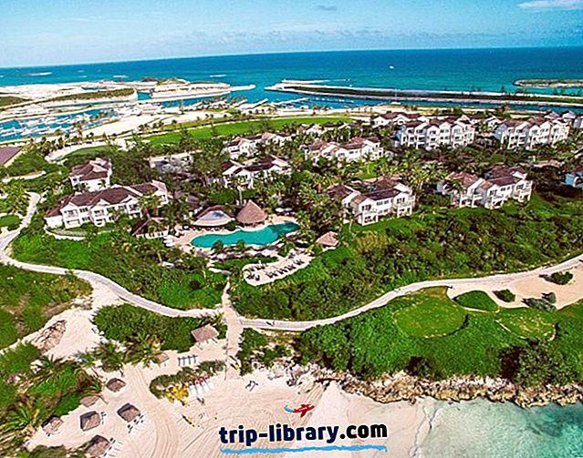 Najlepšie hodnotené Strediská v Bahamách
