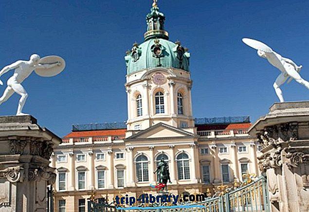 Prehliadka berlínskeho paláca Charlottenburg