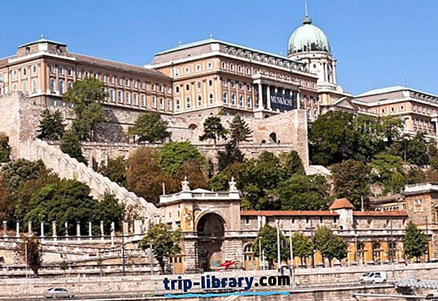 12 atracciones turísticas mejor valoradas de la colina del castillo de Budapest