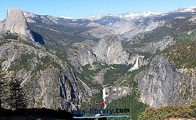 10 bedste campingpladser ved Yosemite National Park
