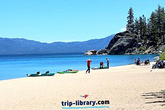 South Lake Tahoeのベストキャンプ場9選