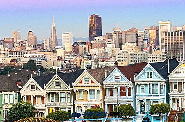 कैलिफोर्निया में यात्रा करने के लिए 11 सर्वश्रेष्ठ स्थान