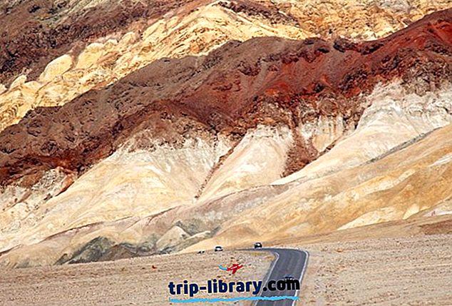 14 atrações turísticas com melhor pontuação em Death Valley