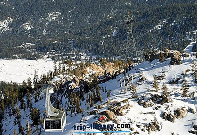 8 najlepszych ośrodków narciarskich w Lake Tahoe, 2018