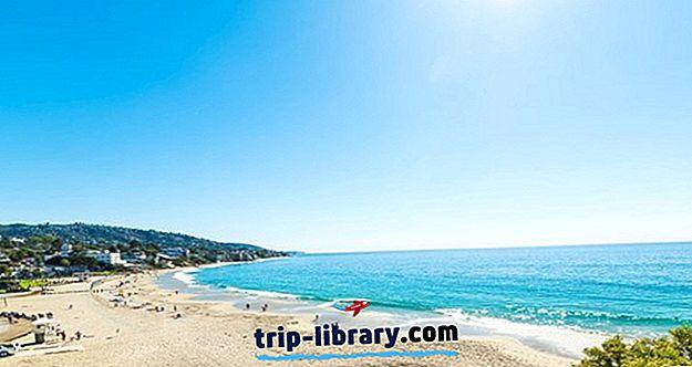 12 Najlepiej oceniane atrakcje i atrakcje w Laguna Beach, Kalifornia