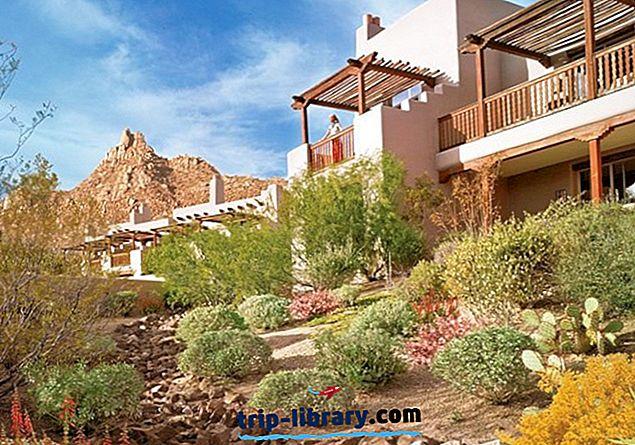 9 κορυφαία θέρετρα σε Scottsdale