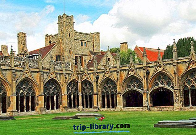 Asesinato y majestad: los 10 principales aspectos destacados de la catedral de Canterbury