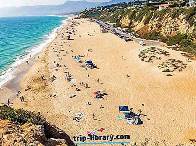12 populære strande i Californien