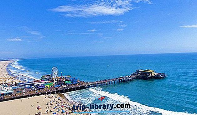 11 melhores praias da região de Los Angeles