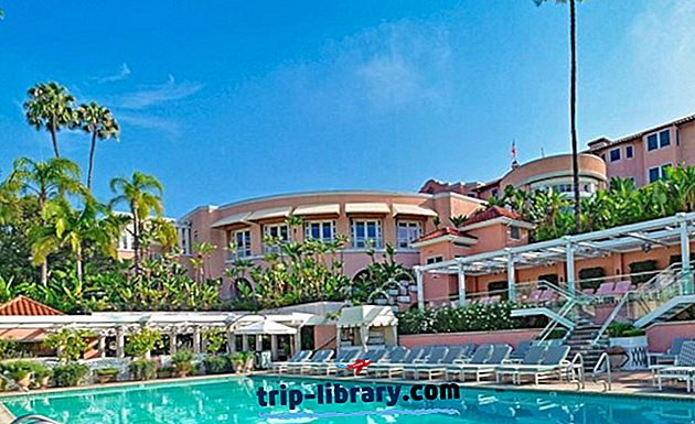 11 найкращих курортів в районі Лос-Анджелеса