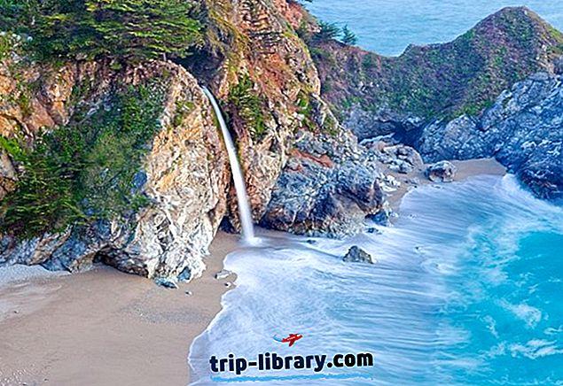 12 Top Романтичні Getaways в Каліфорнії