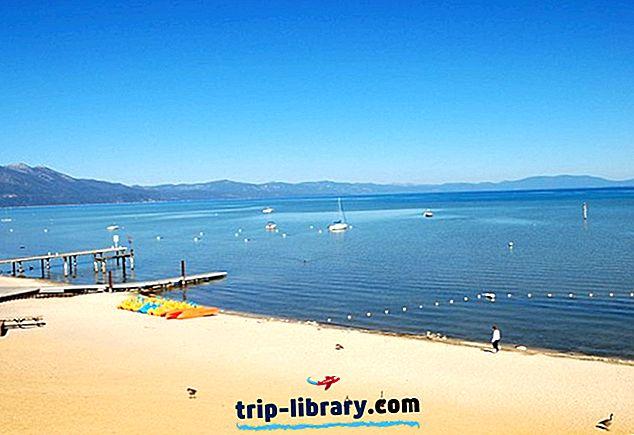 Onde ficar em Lake Tahoe: melhores áreas e hotéis, 2018