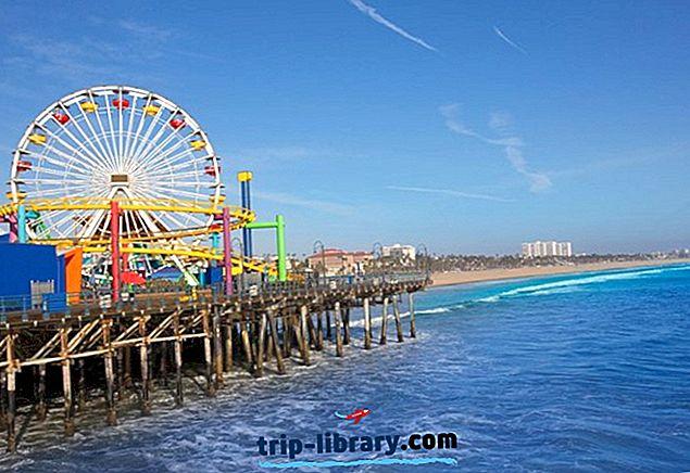Πού να μείνετε στο Λος Άντζελες: Best Areas & Hotels, 2019