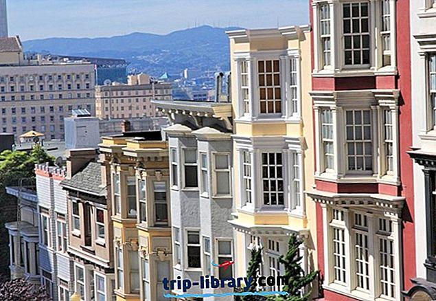 Kde sa ubytovať v San Franciscu: Best Areas & Hotels