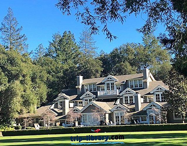 Var att bo i Napa Valley: Bästa områden och hotell, 2019