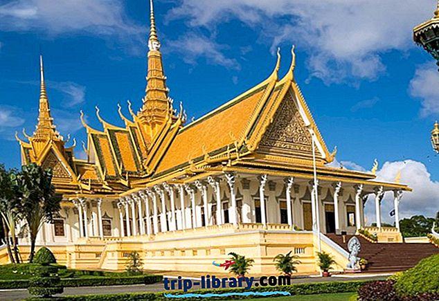 Kde sa ubytovať v Phnom Penh: Best Areas & Hotels, 2018