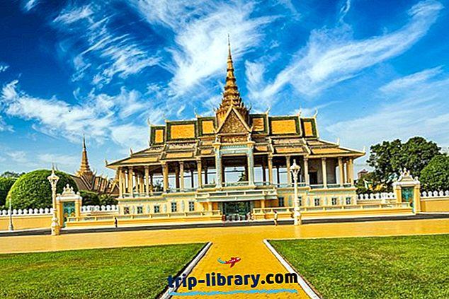 10 найкращих туристичних визначних пам'яток Пномпеня