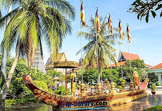 Kde se ubytovat v Siem Reapu: Best Areas & Hotels, 2018