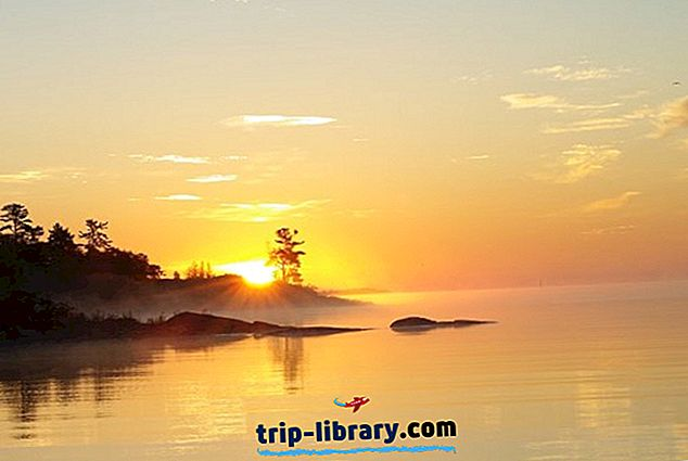 6 Melhores Áreas de Camping em Killarney Provincial Park, Ontario