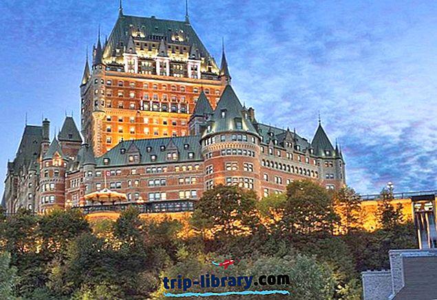 19 najboljših hotelov v mestu Quebec