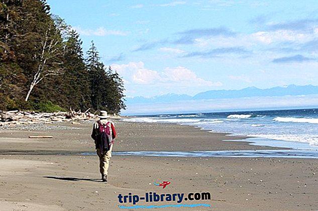 10 populiariausių pėsčiųjų takų Vankuverio saloje, BC