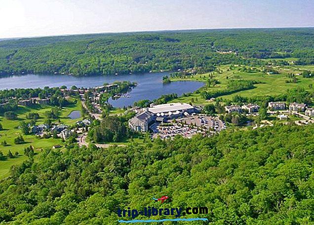 8 Teratas Resort di Huntsville