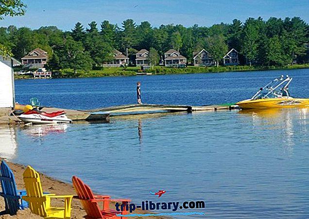 16 erstklassige Resorts in Ontario