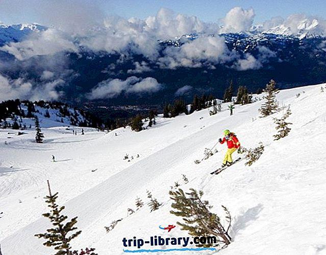 12 stațiuni de schi de top în Canada, 2018