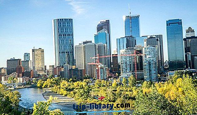 Kde se ubytovat v Calgary: Best Areas & Hotels, 2018