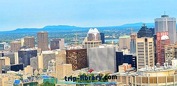 أين تقيم في مونتريال: أفضل المناطق والفنادق ، 2019