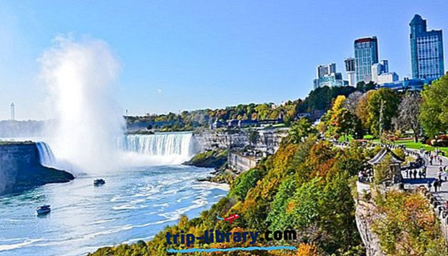 Overnatting i Niagara Falls: Best Areas & Hotels, 2018