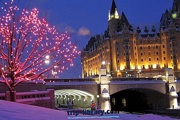 Onde ficar em Ottawa: melhores áreas e hotéis, 2018