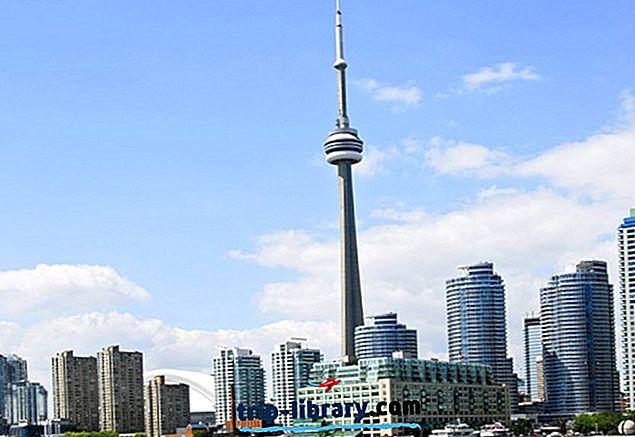 Kje ostati v Torontu: najboljša območja in hoteli