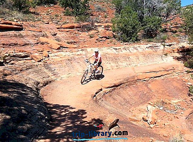 11 topprangerte sykkelstier i Sedona