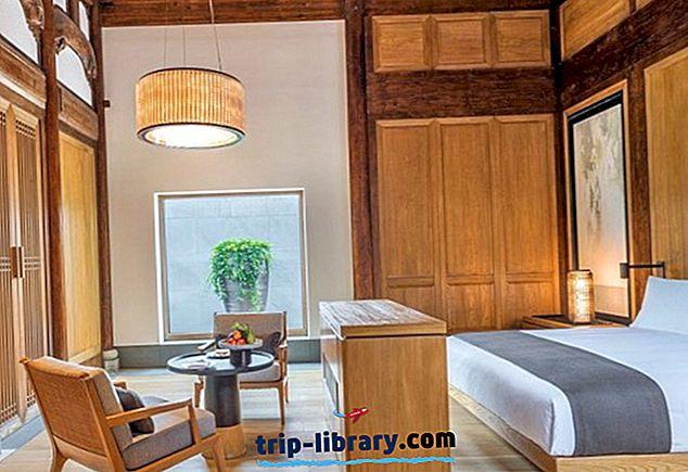 15 bedste hoteller i Shanghai
