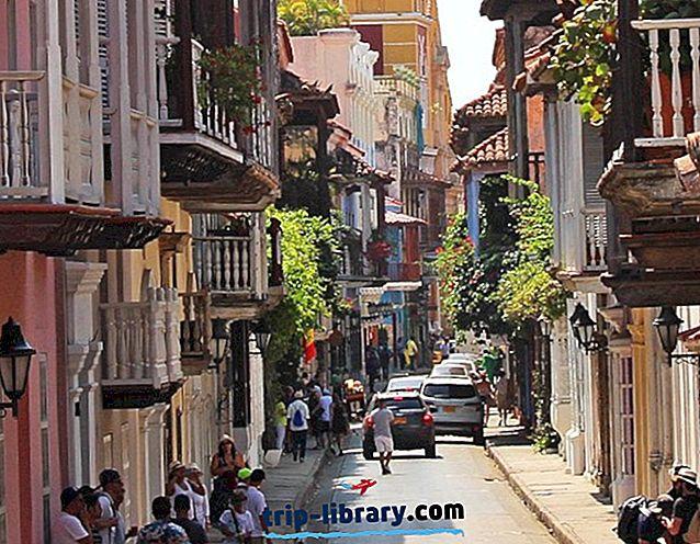 Cartagena, Kolombiya En İyi 18 Gezi Yeri ve Tatili