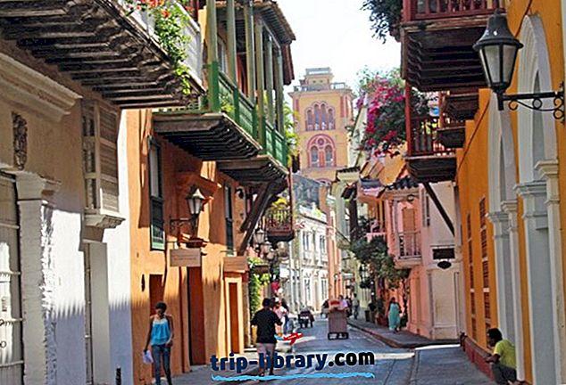 Kde se ubytovat v Cartagena, Kolumbie: Best Areas & Hotels
