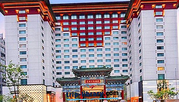 15 bästa hotellen i Beijing
