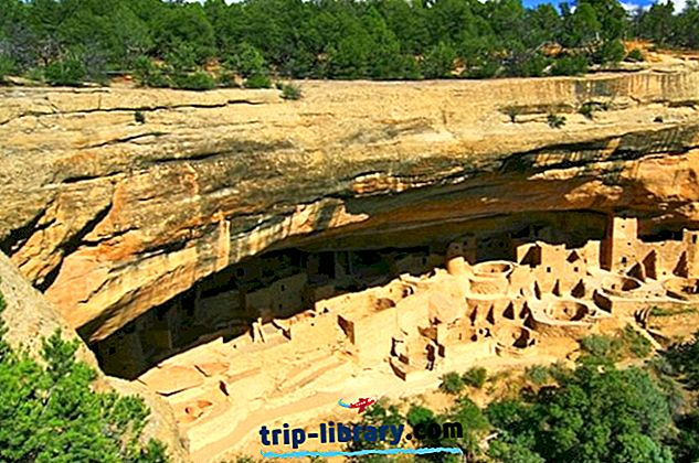 Avastades Mesa Verde rahvuspargi parimaid vaatamisväärsusi