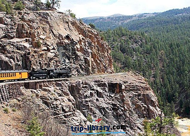 13 huippuluokan tehtävää Durangossa, Coloradossa