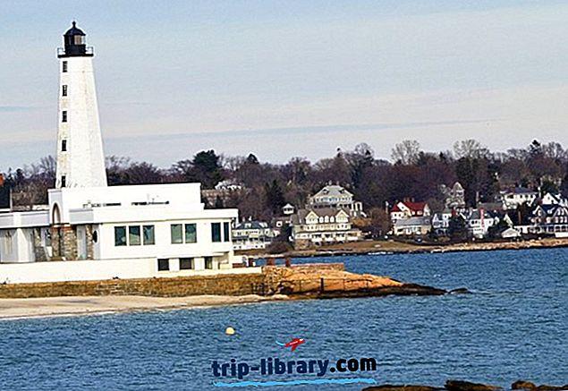 12 melhores praias em Connecticut