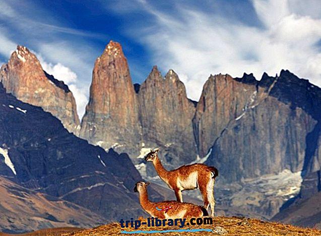 12 parimat matkamist Tšiilis