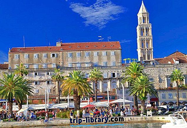 Dónde alojarse en Split: Mejores áreas y hoteles, 2019