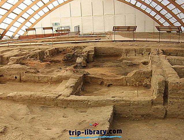 دليل الزوار إلى Çatalhöyük: الحفريات والتاريخ