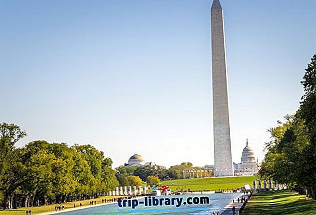 Tempat tinggal di Washington, DC: Kawasan & Hotel Terbaik, 2019