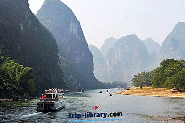 Guilin a Yangshuo e um Cruzeiro no Rio Li: Atrações, Dicas e Tours